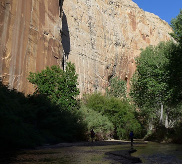 Death Hollow, Grand Staircase—Escalante National Monument, near Boulder & Escalante, Utah.