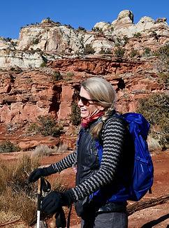 Denice Campbell, Utah Slickrock Guides, Utah hiking guide, Boulder Utah hiking guide, hiking guide Grand Staircase Escalante National Monument, hiking guide southern Utah, hiking guide Utah canyon country, slot canyons hiking guide, utahslickrockguides.com