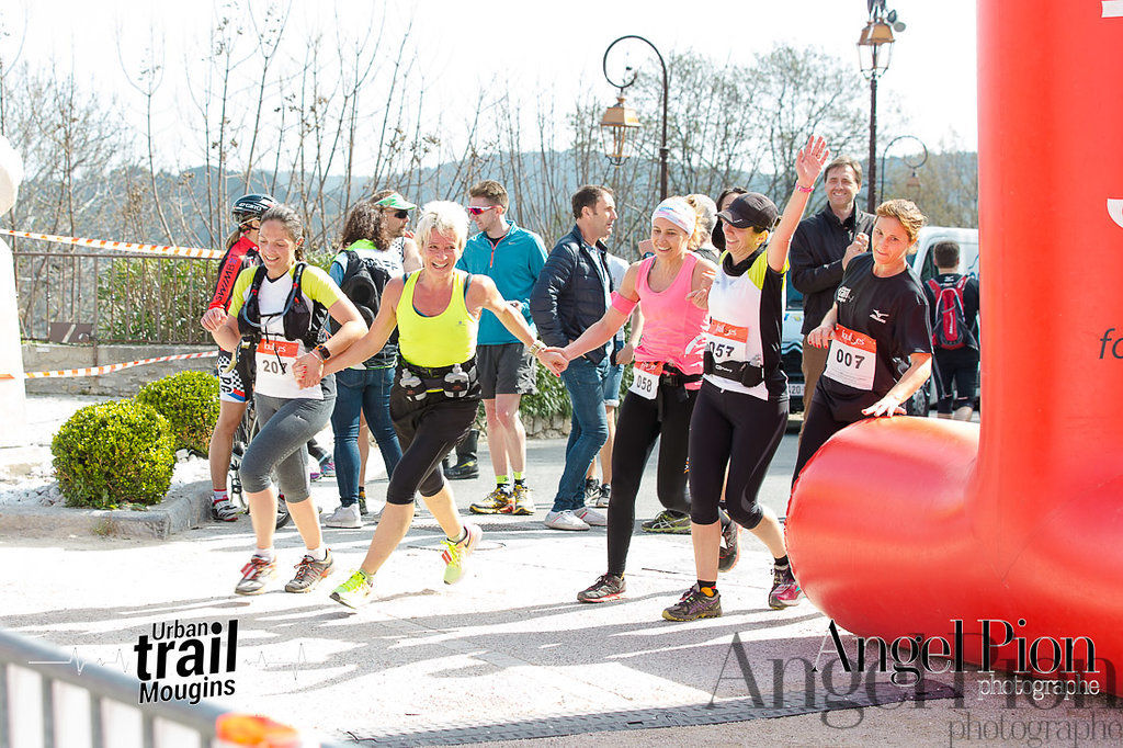 URBAN TRAIL DE MOUGINS