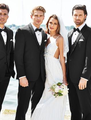 SLIM FIT STERLING WEDDING SUIT
