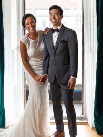 STEEL GREY STERLING WEDDING SUIT