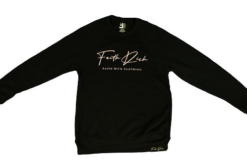 Unisex Nude All Faith Crewneck Sweater