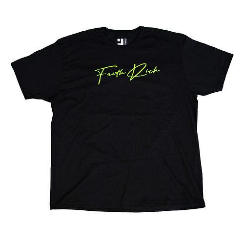 Adult Higlighter Magic Crewneck T-Shirt