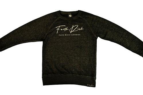 Unisex Cement All Faith Crewneck Sweater