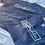 Thumbnail: Navy Color Rush Crewneck T-Shirt