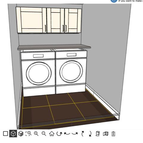 Counter & Cabinets Design