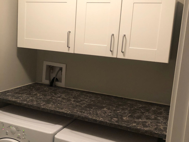 IKEA Cabinets & Counter