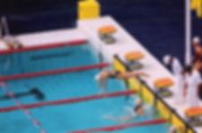 Salida natación