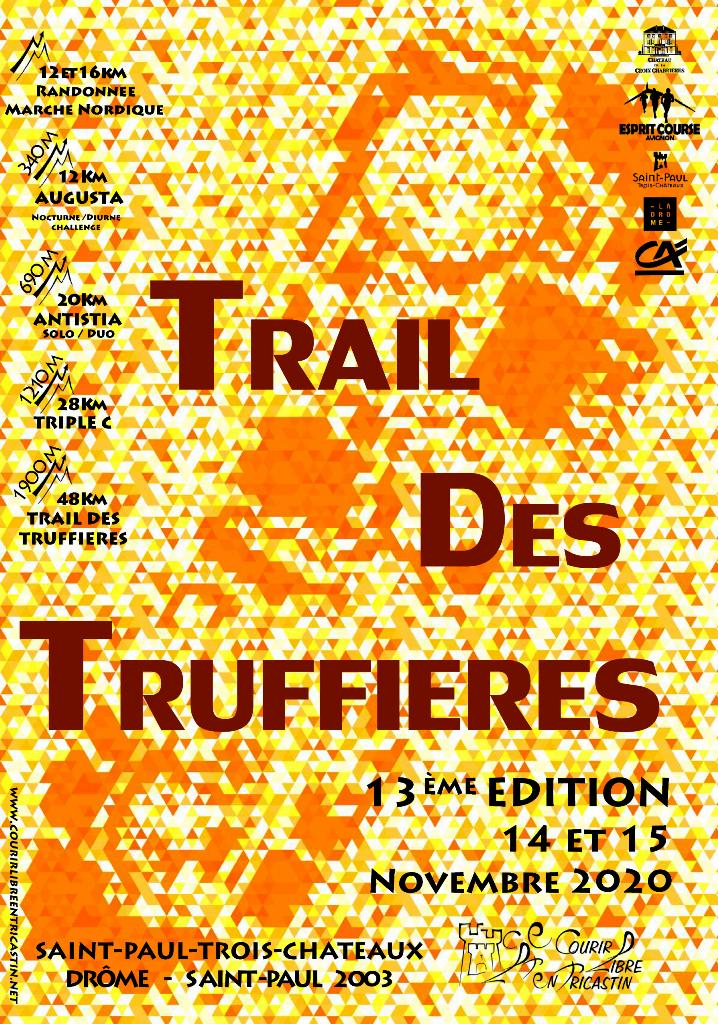 TRAIL DES TRUFFIERES 2020