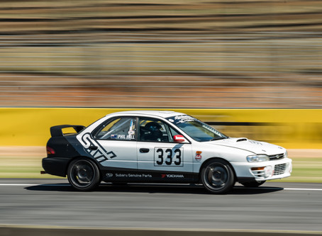 Race Report: Round 5, 2018/2019 ACC Production Race Series, 3 March 2019, Pukekohe Park Raceway