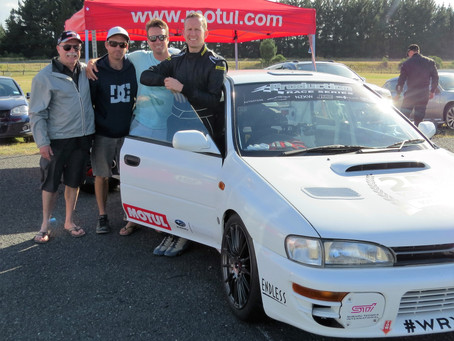 Race Report: Round 4, 2016/2017 ACC Production Race Series, 7 Jan 2017, Taupo