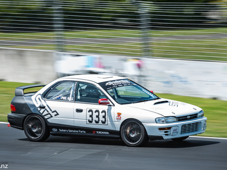 Race Report: Round 3, 2017/2018 ACC Production Race Series, 9 December 2017, Pukekohe Park Raceway