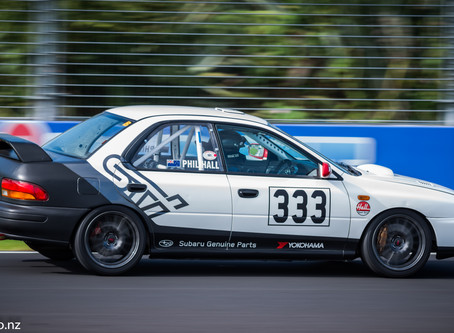 Race Report: Round 6, 2017/2018 ACC Production Race Series, 4 March 2018 Pukekohe Park Raceway