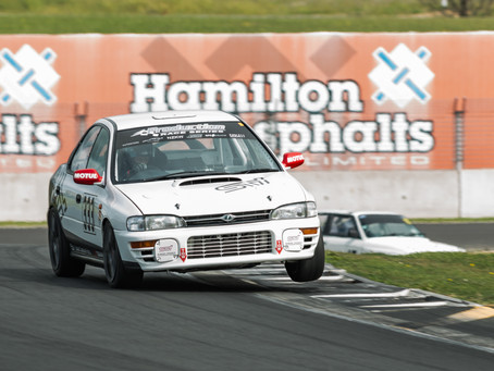 Race Report: Round 7, 2017/2018 ACC Production Race Series, 7 April 2018, Hampton Downs