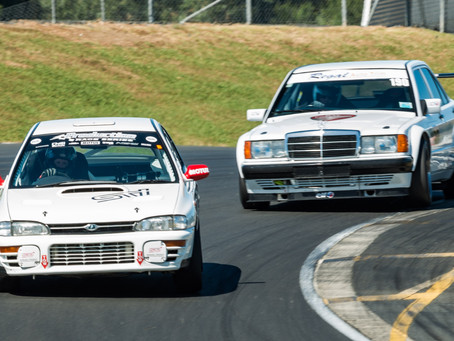 Race Report: Round 4, 2018/2019 ACC Production Race Series, 10 February 2018, Hampton Downs