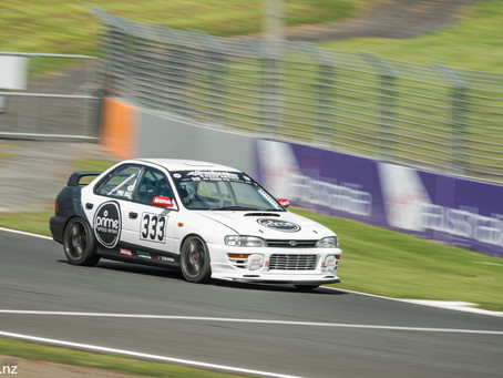 Race Report: Round 2, 2019/2020 ACC Production Race Series, 6 October 2019, Pukekohe Park Raceway