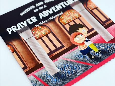 Mustafa and Arwa go on a Prayer Adventure