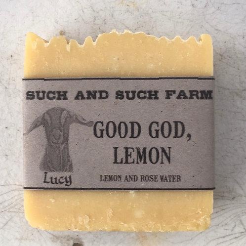 Good God, Lemon