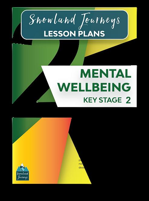 Snowland Journeys Lesson Plan, Mental Wellbeing - KS2