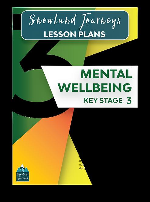 Snowland Journeys Lesson Plan, Mental Wellbeing - KS3