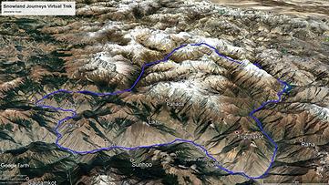 SNJ virtual Trek Jeewans route draft.png