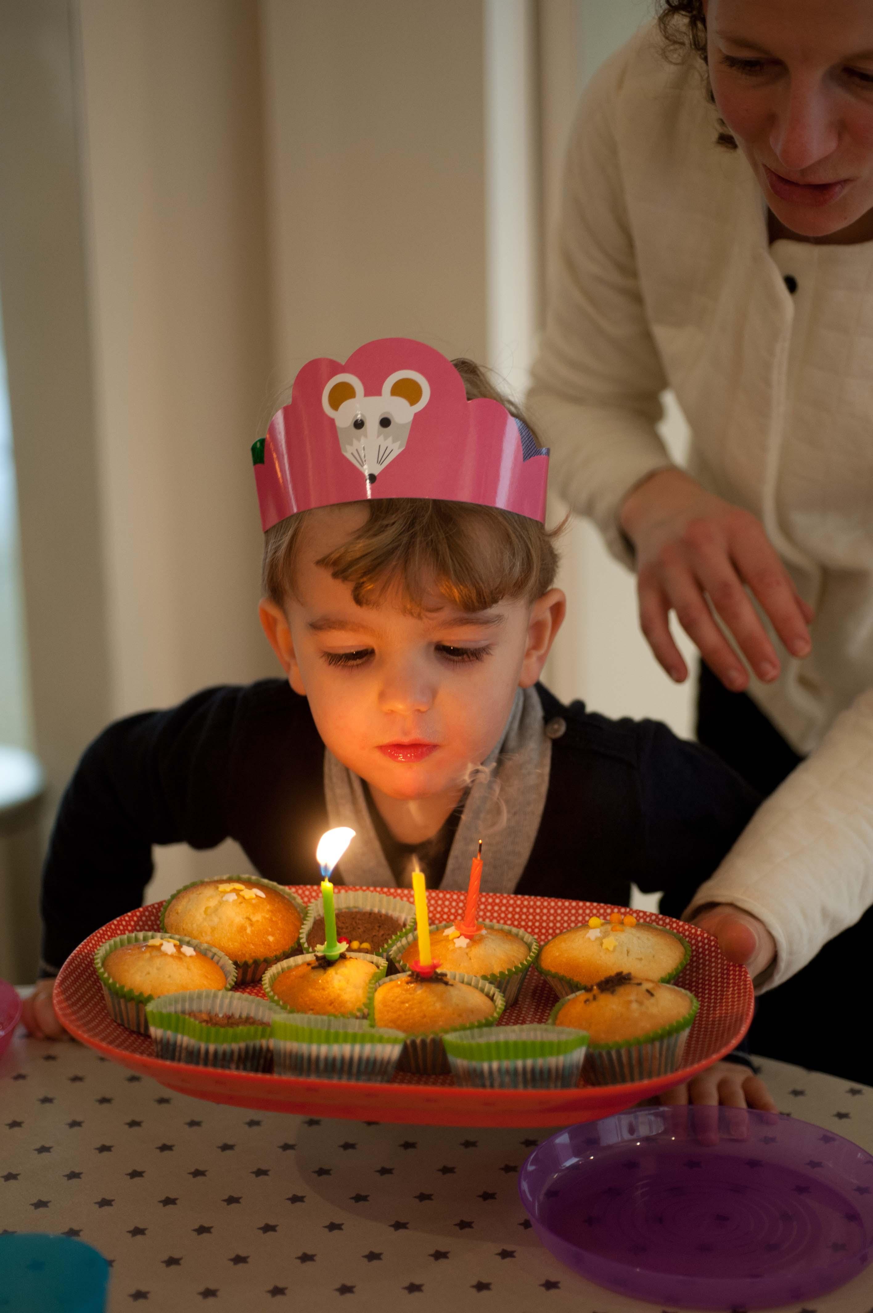 Gouter anniversaire JDE 5