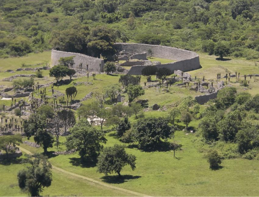 historic sites in Zim
