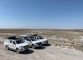 professional 4x4 vehicles