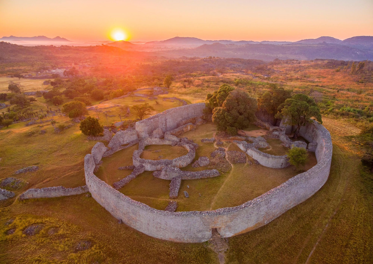 Greater Zimbabwe ruins