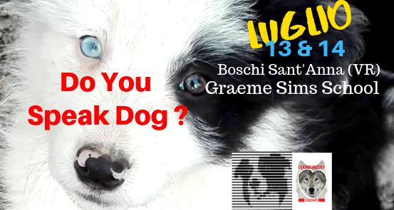 Do you speak dog