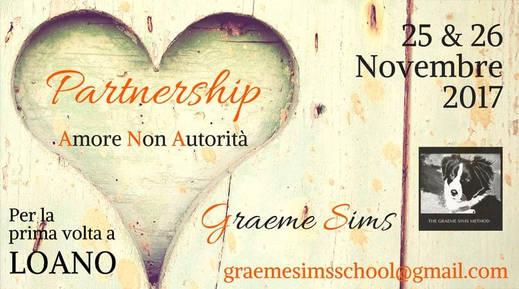 Amore non autorità - Partnership.