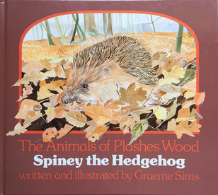 Spiney the Hedgehog