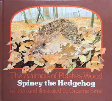 Spiney the Hedgehog
