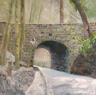 The winter bridge