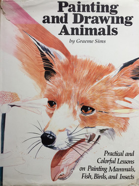 Painting and Drawing Animals - by Graeme Sims
