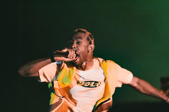Tyler. The Creator