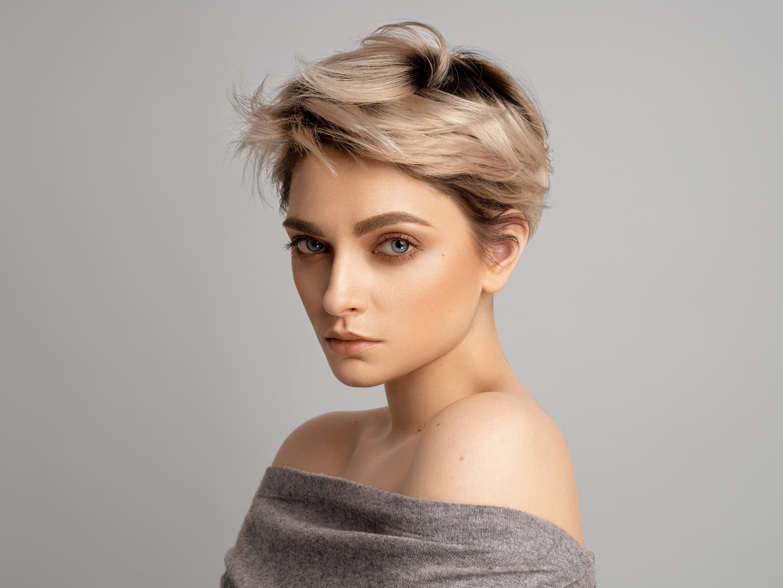 Farvning - Kort hår