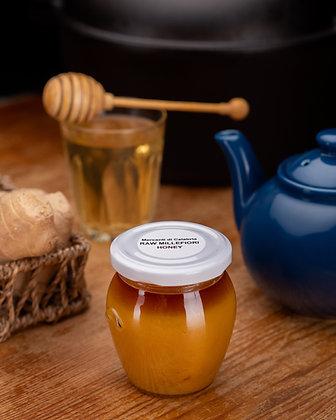 Raw Millefiori Honey Jar 250 grams