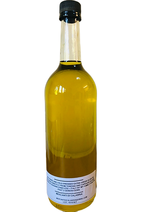 Cold Pressed Unfiltered Extra Virgin Olive Oil 750ml