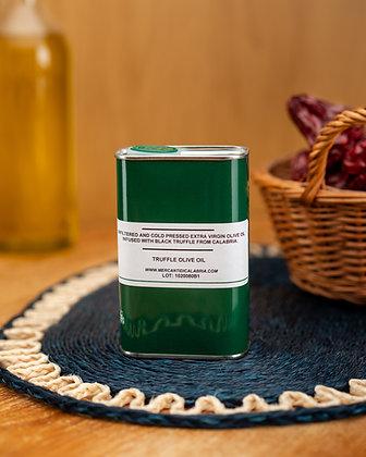 Truffle Extra Virgin Olive oil 250 ml metal tin