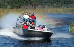 Boggy Creek Airboat