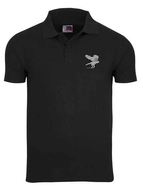 EAGLE POLO - Black