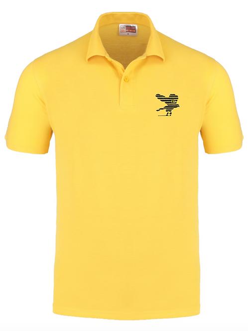EAGLE POLO - Yellow
