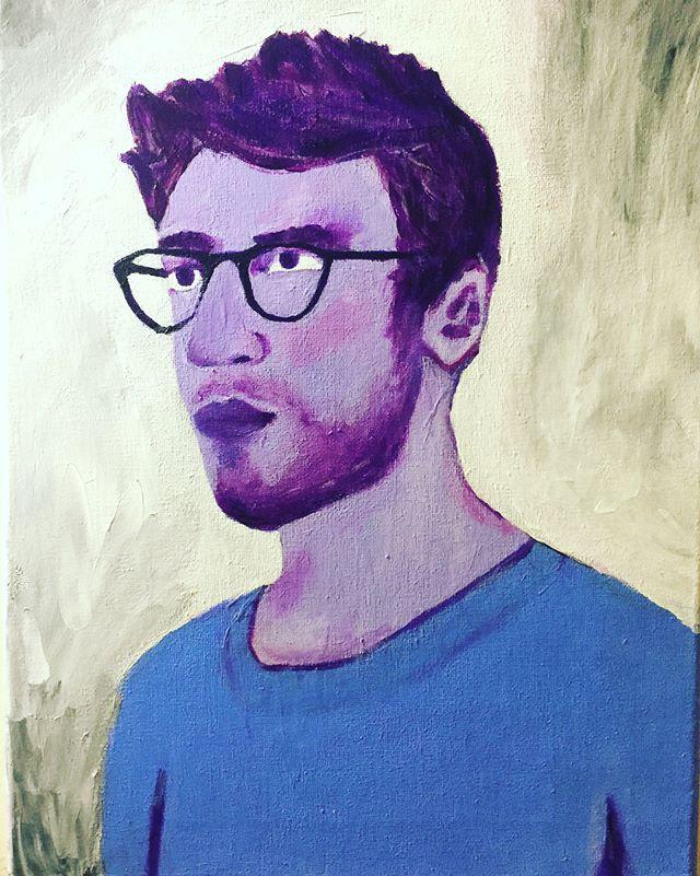 Acrylic- Jack