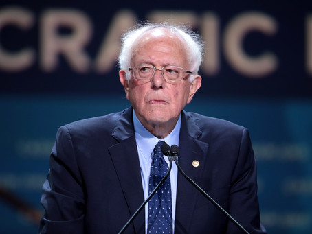 What a Bernie Candidacy Might Look Like