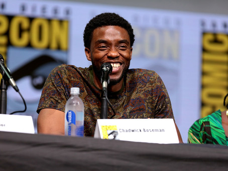 A Glimpse of a Better World: Chadwick Boseman and Celebrity Deaths
