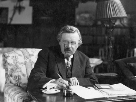 Why The World Still Needs G. K. Chesterton