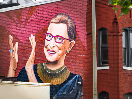 Ginsburg's Legacy and the Aftermath