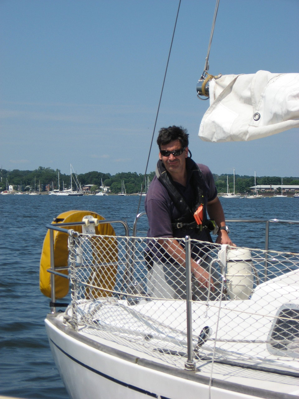 Daysail Raft Up