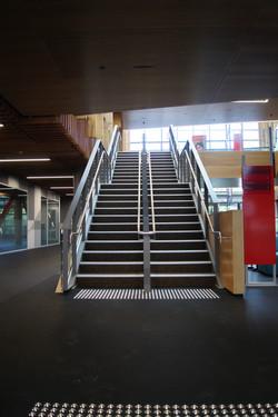 Canterbury Uni Entrance